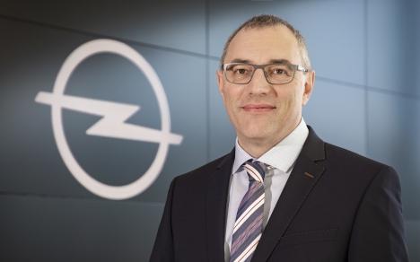Andreas Marx wird neuer Deutschlandchef von Opel (Foto: Andreas Liebschner-Photographenmeister/Opel Automobile)
